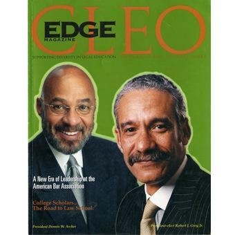 CLEO Edge Annual Magazine and Book