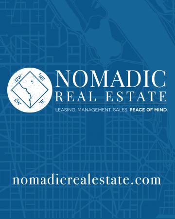 Nomadic Real Estate Signs
