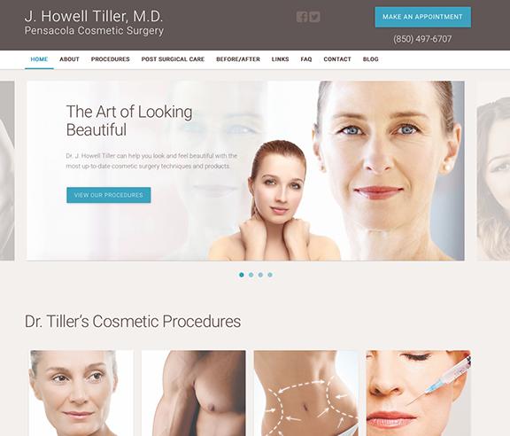 J Howell Tiller, MD