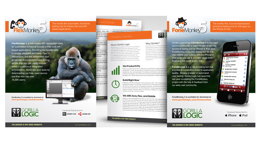 Flex Monkey Brochure