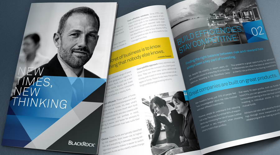 Black Rock Products and Services Brochure