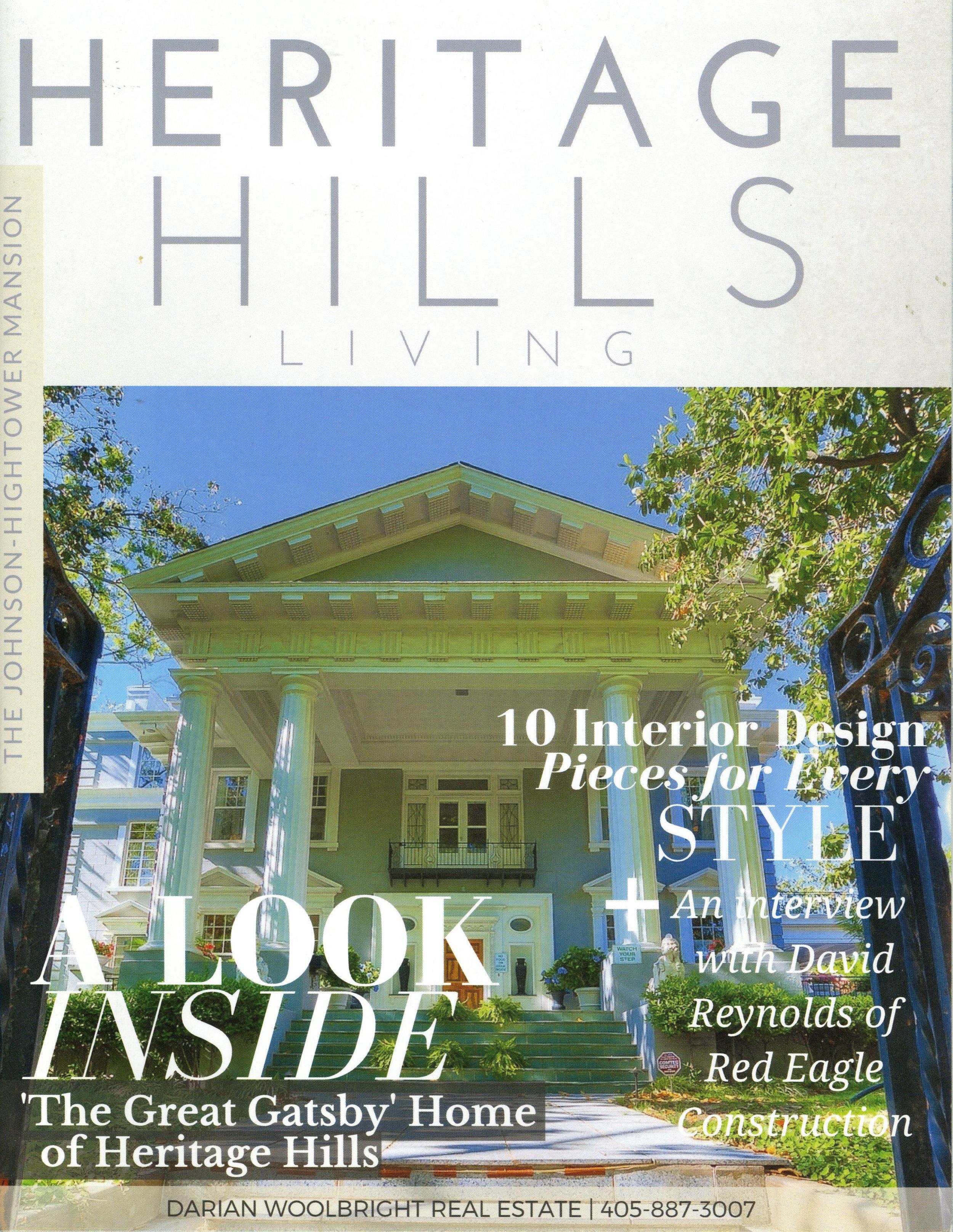 Heritage Hills Living Book