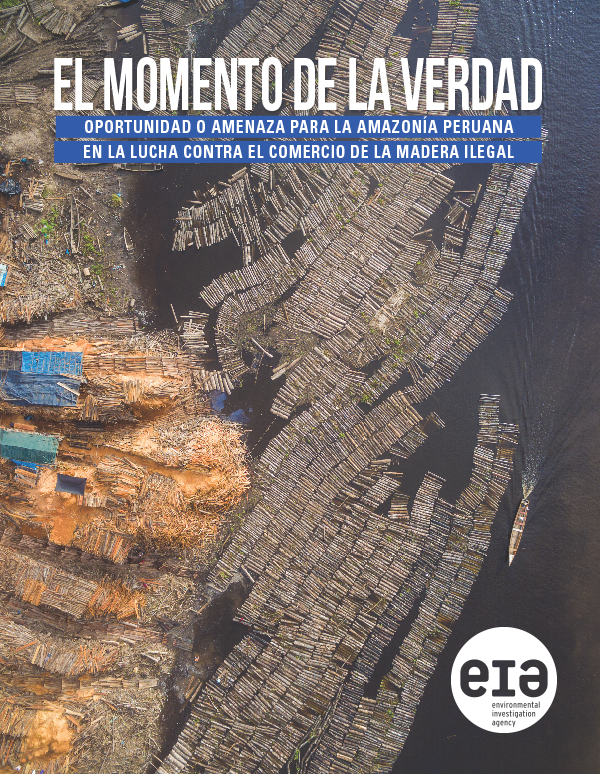 Moment of Truth EIA Book design and publication, English and Spanish version