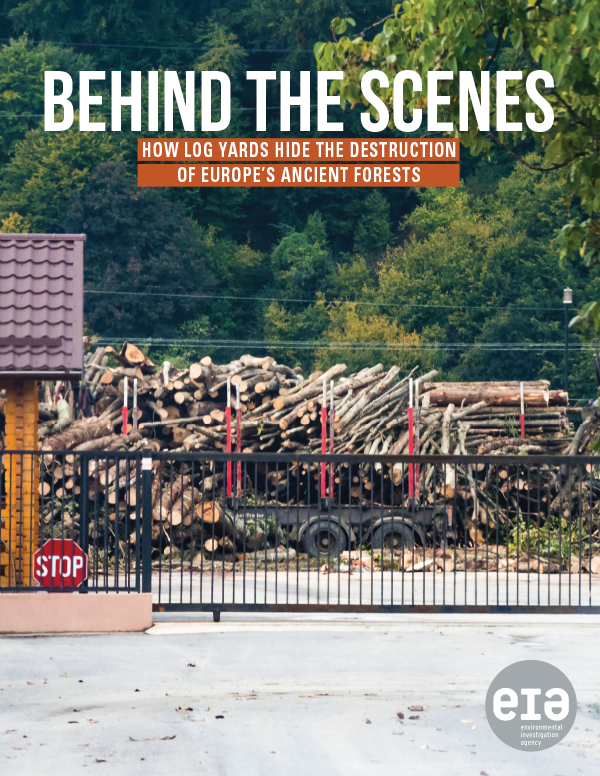 EIA Book on Europes ancient forests and illegal logging
