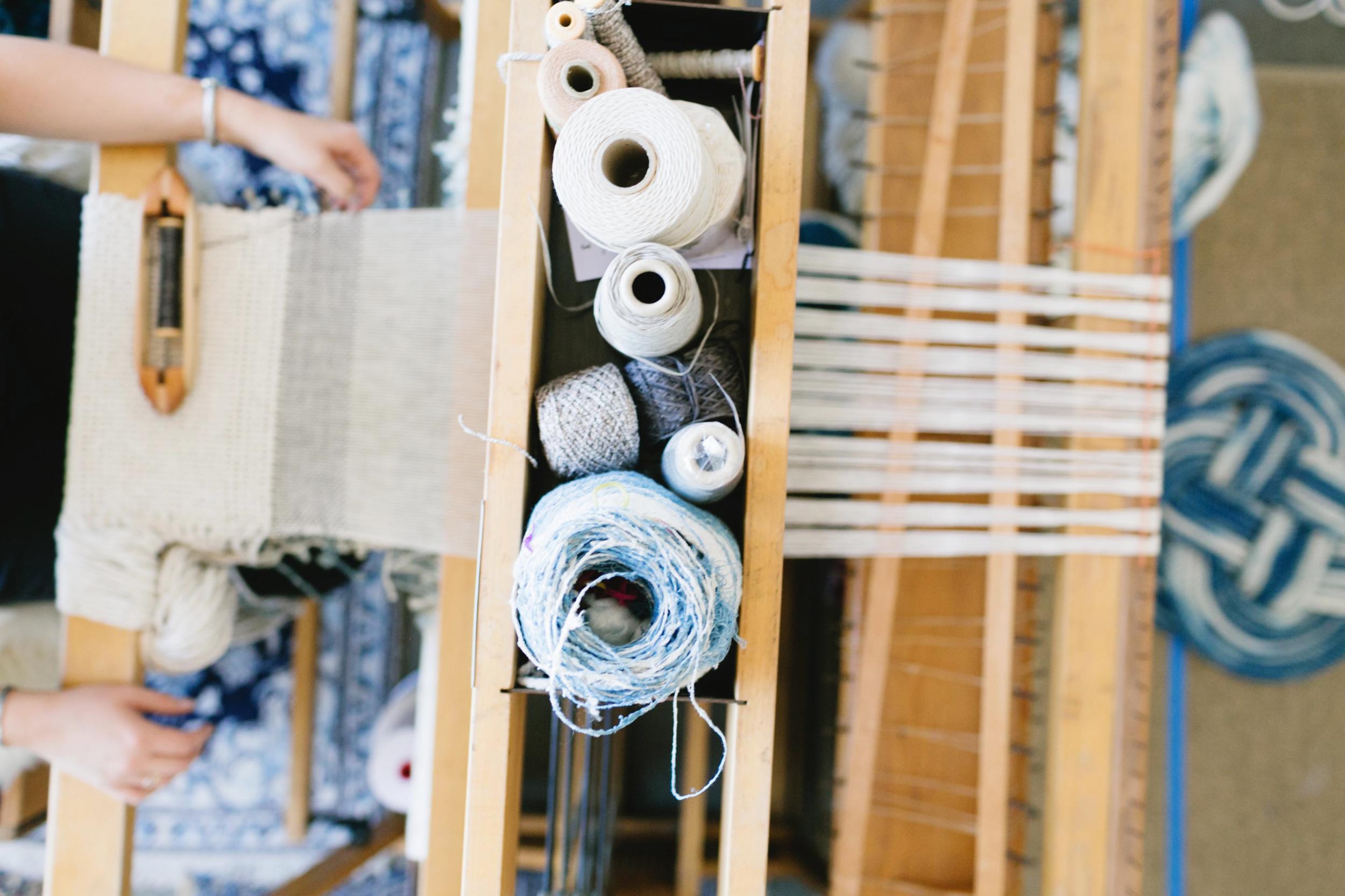 Studio Floor Loom