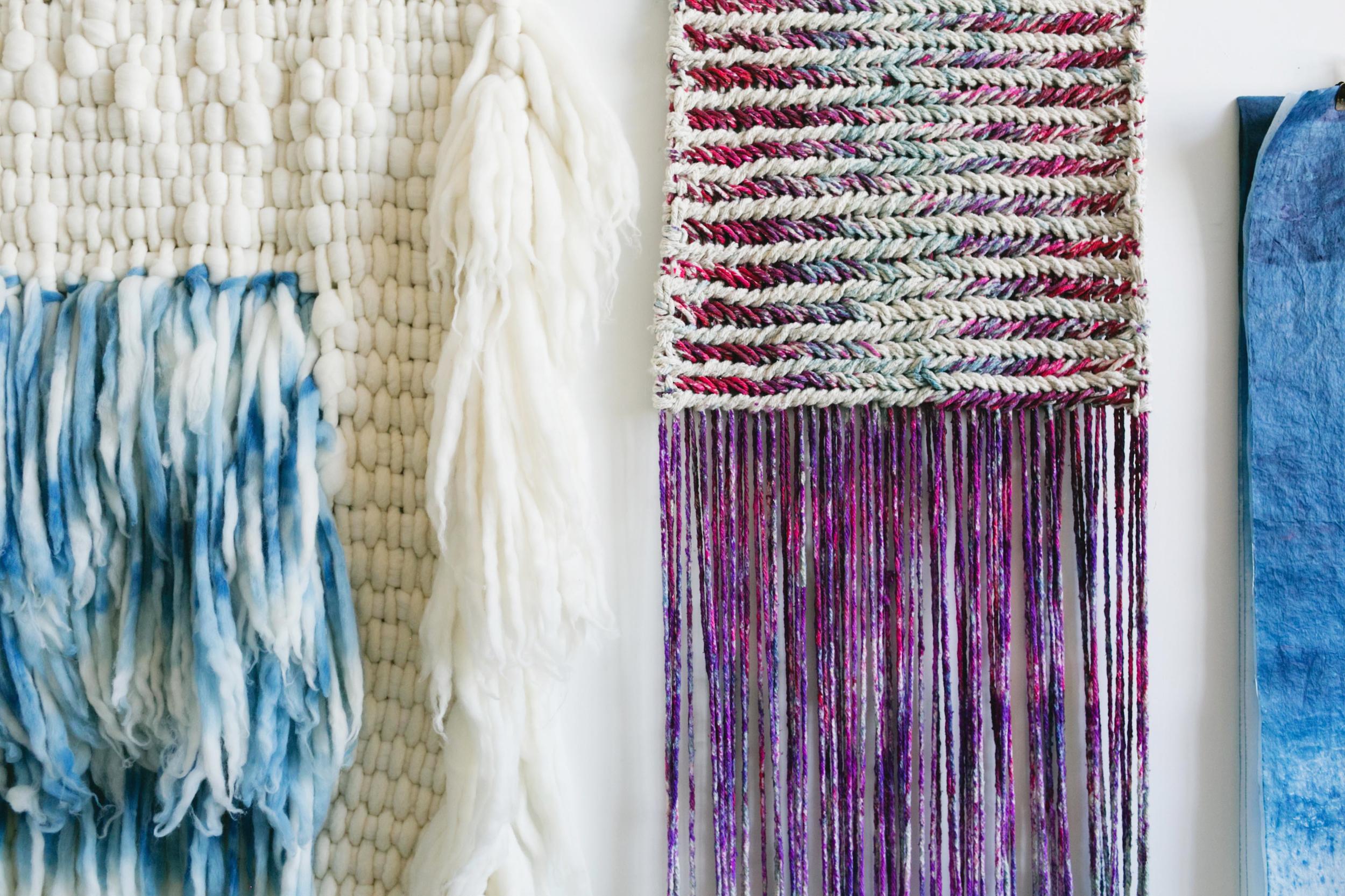 Weavings & Knots