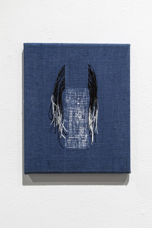 Indigo Weaving, 2014