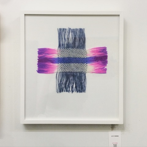 Painterly Stripe
