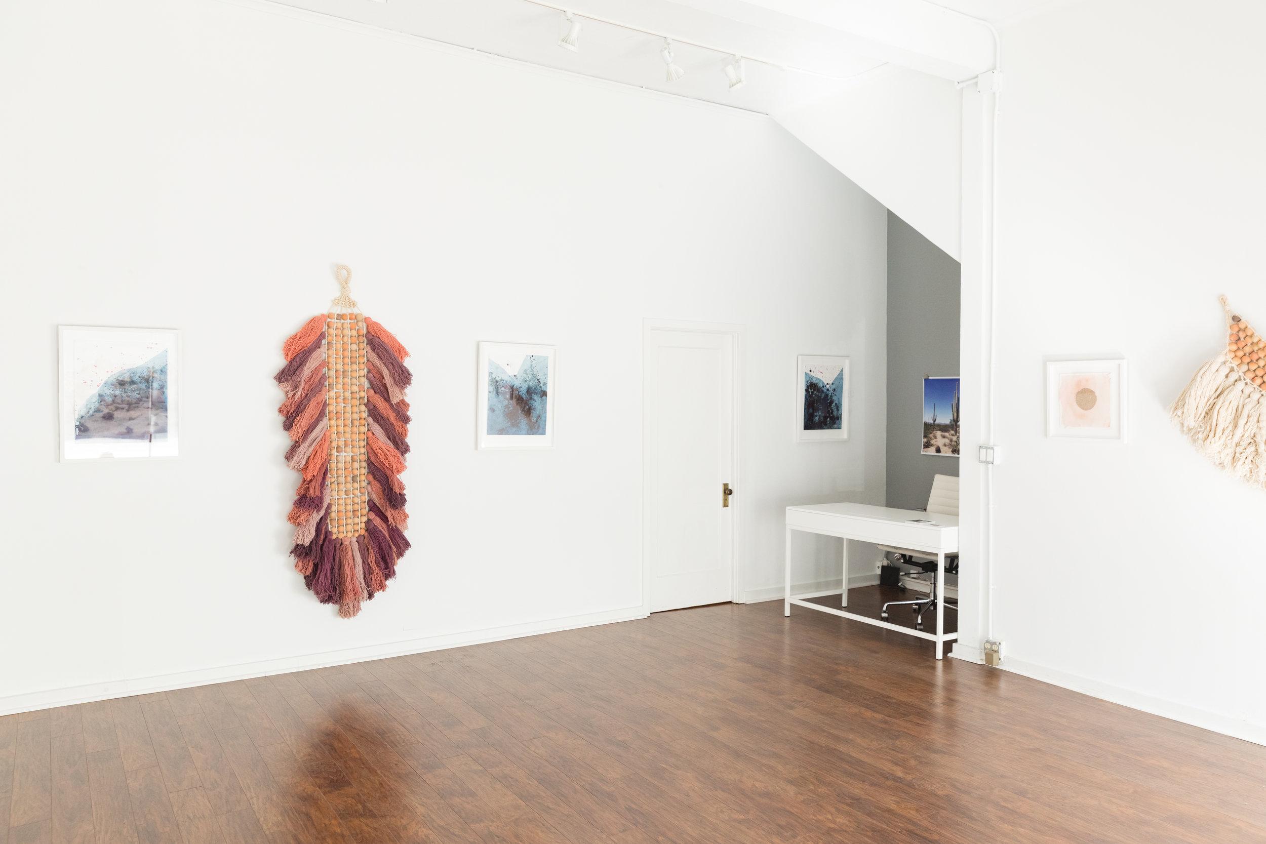 Installation View  , 2018, Marrow Gallery, San Francisco
