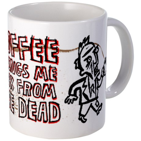 Ten Little Zombies: The Mug