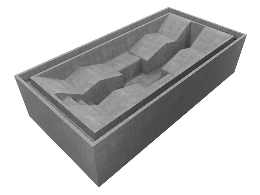 Linea Vasche Solution