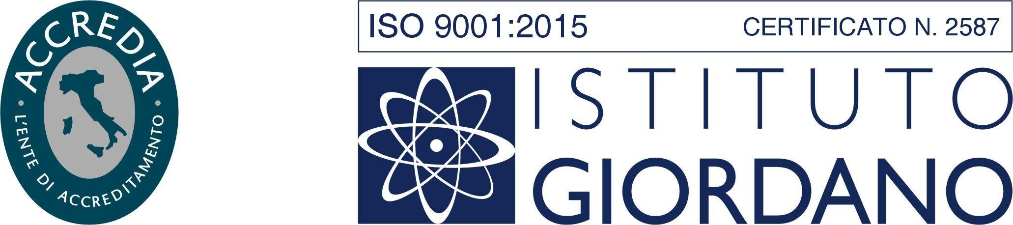 Preformati Italia è una azienda certificata ISO9001:2008 // Preformati Italia is a company certified for ISO9001:2008