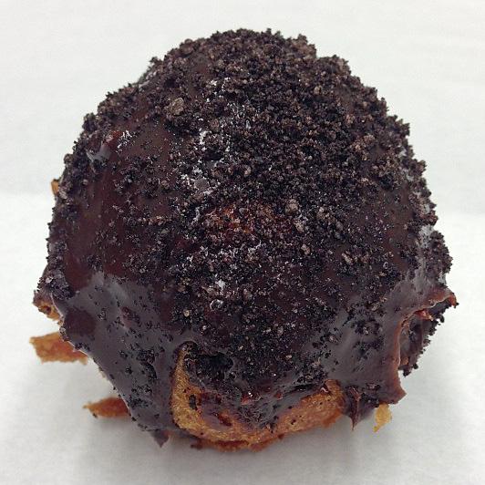 Chocolate Ganache Oreo
