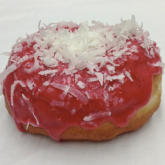 Red Raspberry Coconut