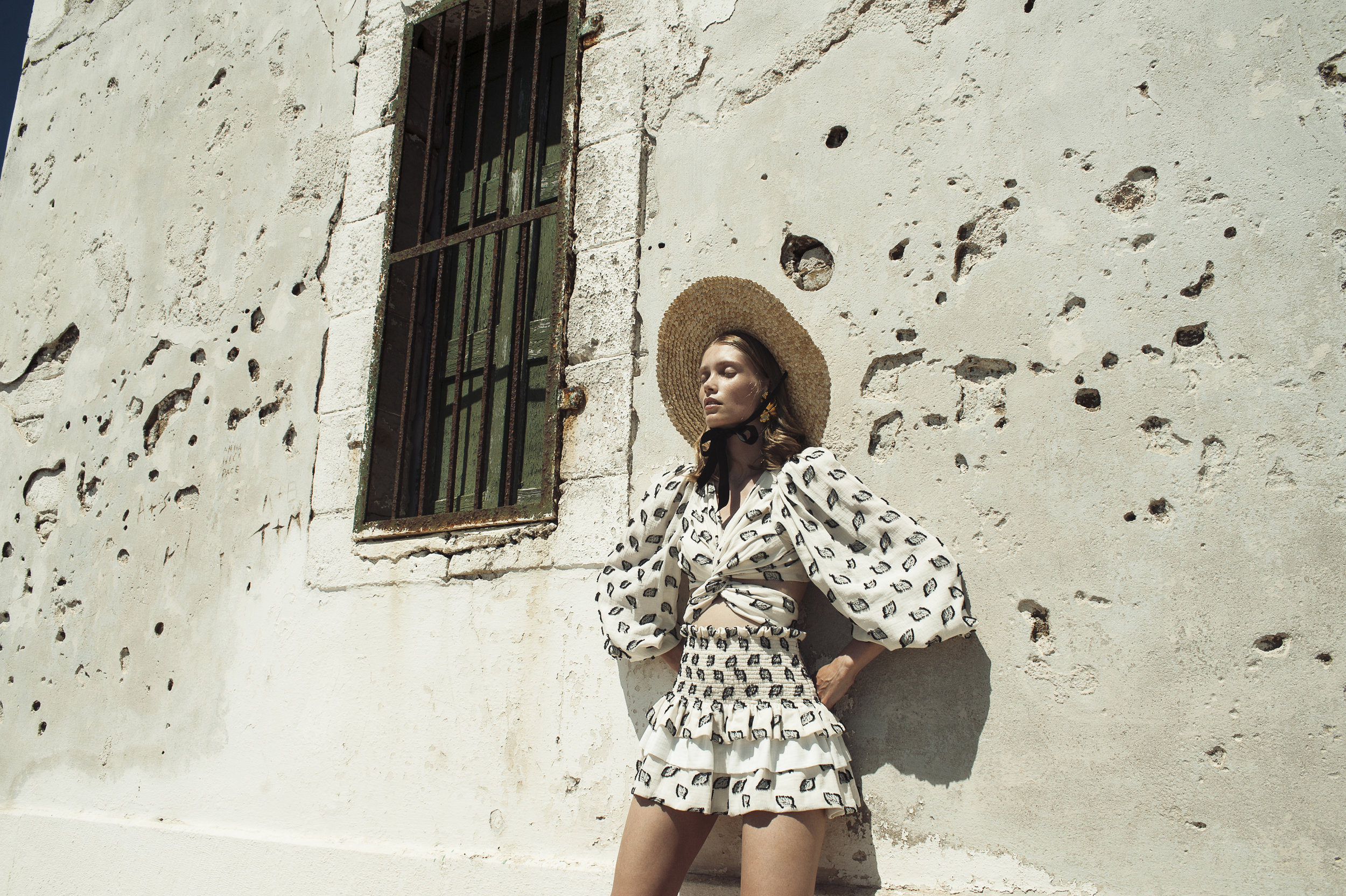 SPRING SUMMER 2010 - Mykonos collection