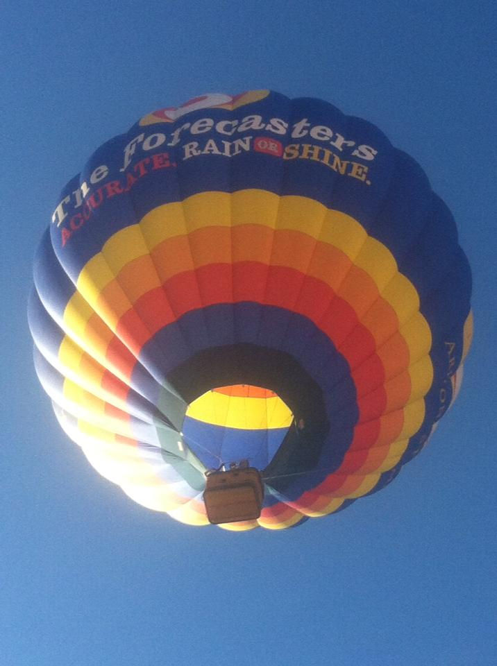 Arizona Family 3TV Hot Air Balloon