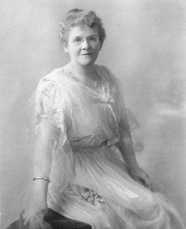 Cora May Woodbridge.