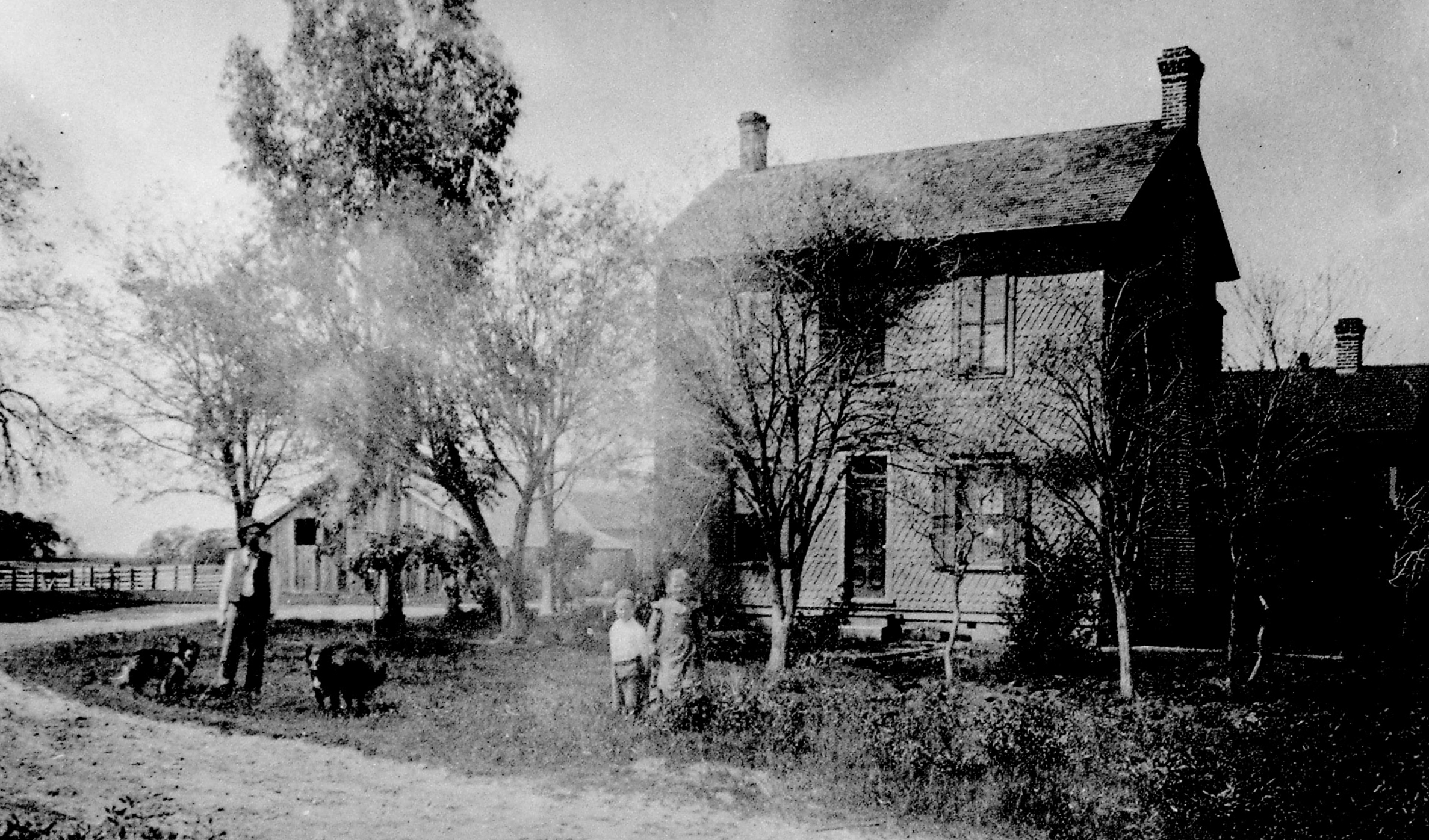 W. F. Fiddyment home.