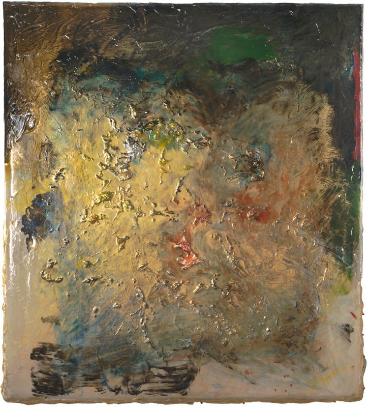 "Untitled, 48"" x 52"", January 2009"