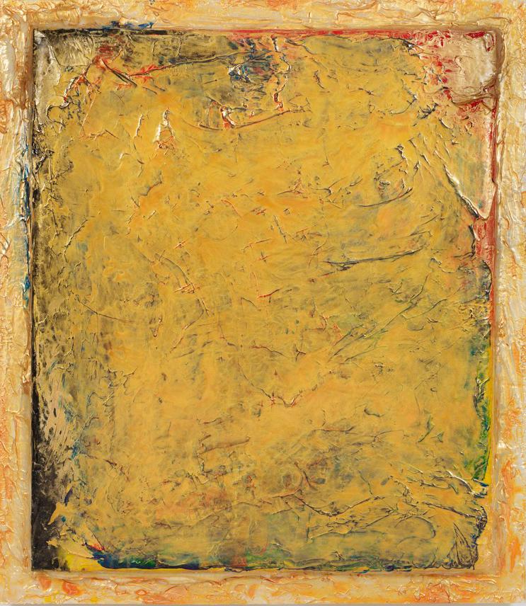 """Low Terrain, 48"""" x 42"""", 2016"""
