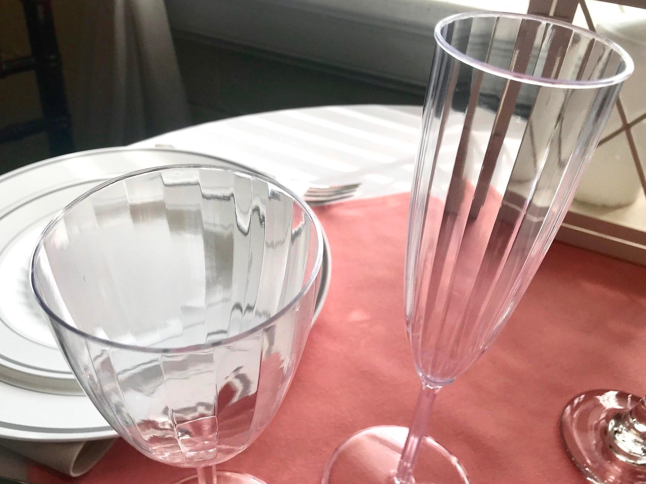 Plastic Glassware