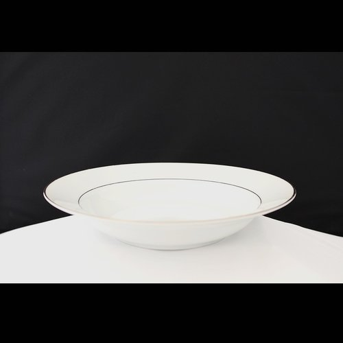 (10) Platinum Rimmed Soup Bowl (9 oz & 10 in).jpg