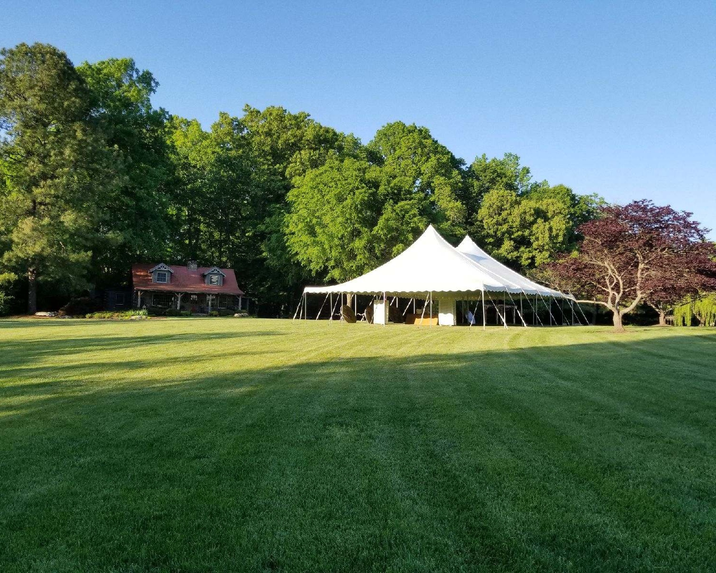 40 X 60 Pole Tent