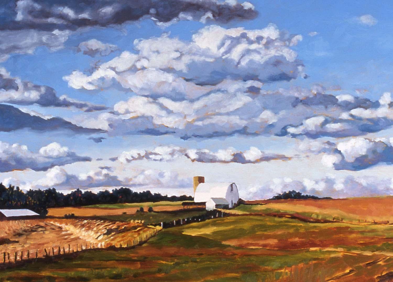 """""""Big Sky Virginia"""" - SOLD"""
