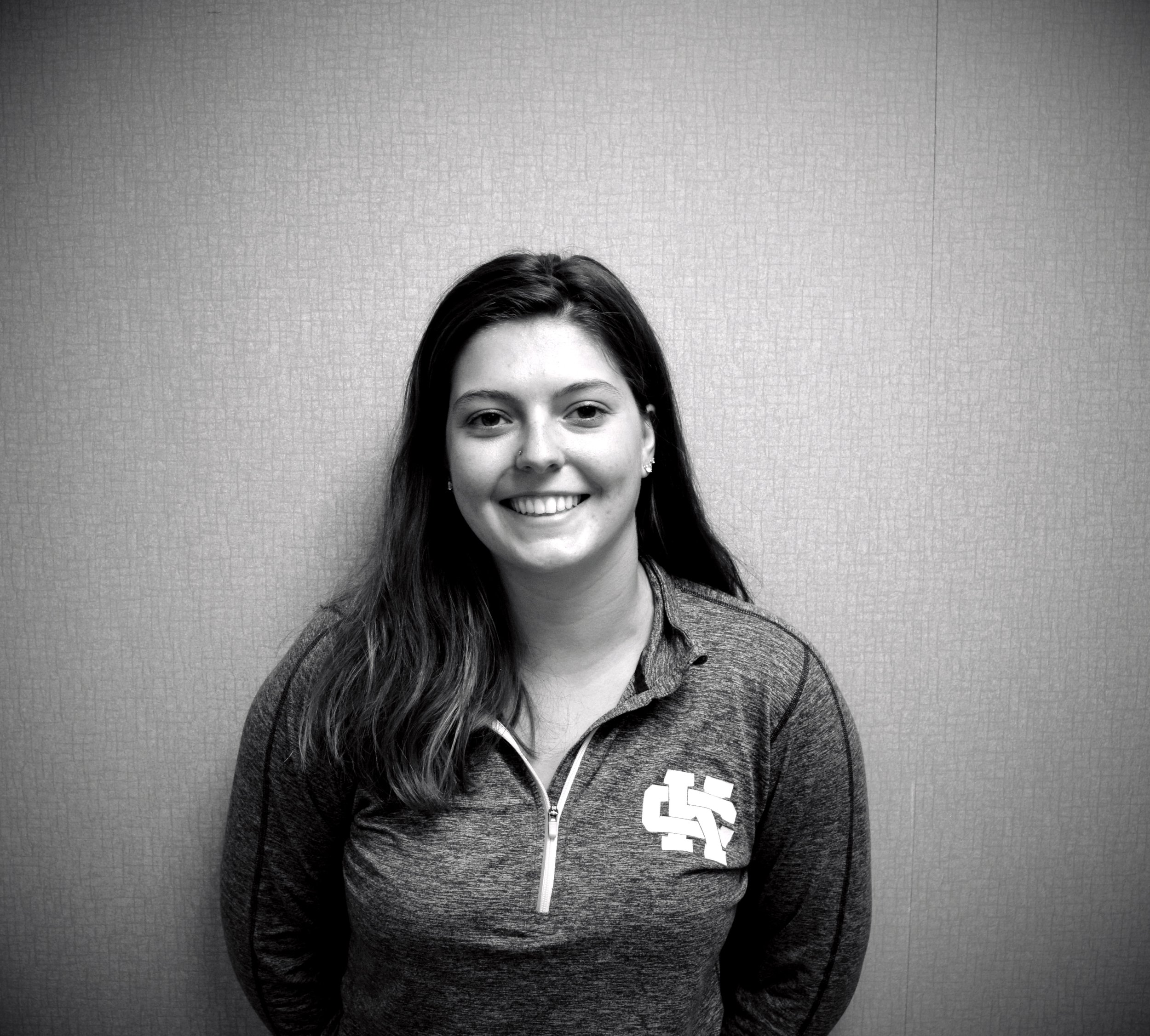 Jaimee Beckett   Position: Marketing & Communications  Majors: Computer Science & Engineering and Genetics  Grade: Senior