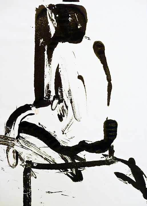 Seated Figure (1963)