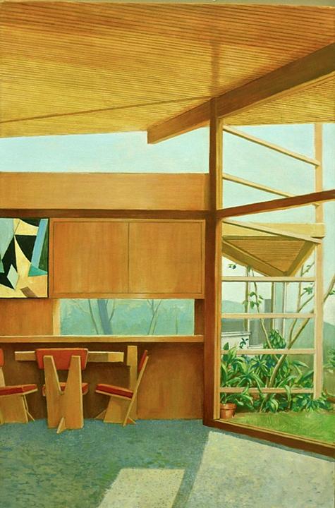 California Interior, Schindler (2007)