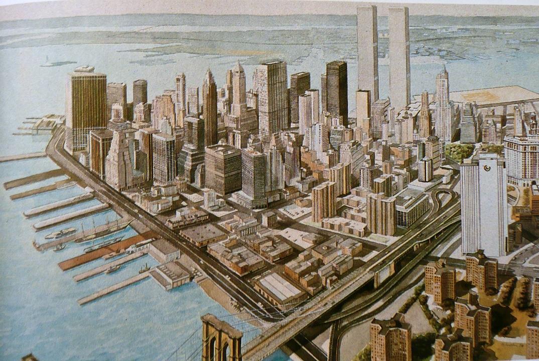 Lower Manhattan (1978)