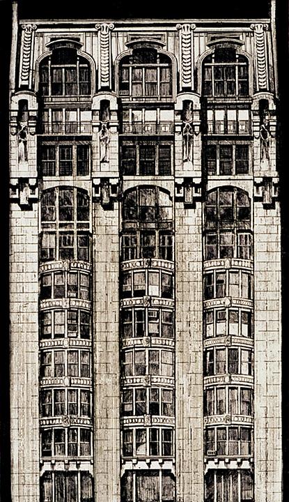 Evening Post Building (1971)