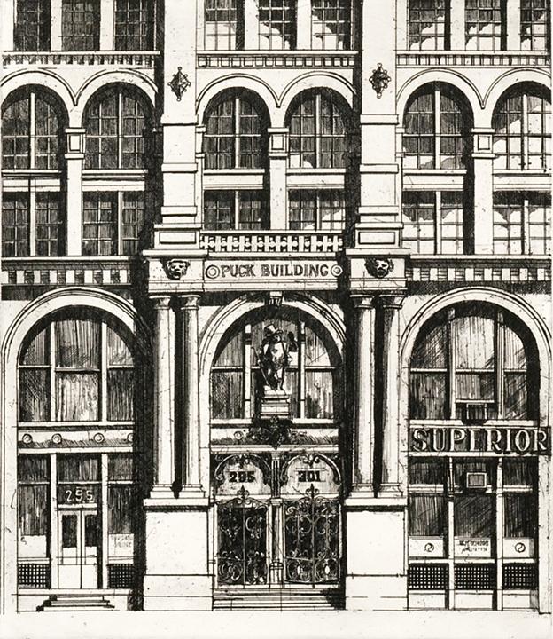 Puck Building (1972)
