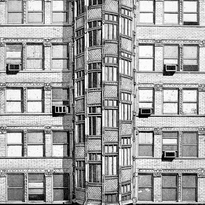 Rookery Courtyard (1974)