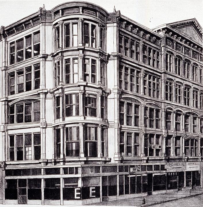 Hugh O'Neil Building (1974)