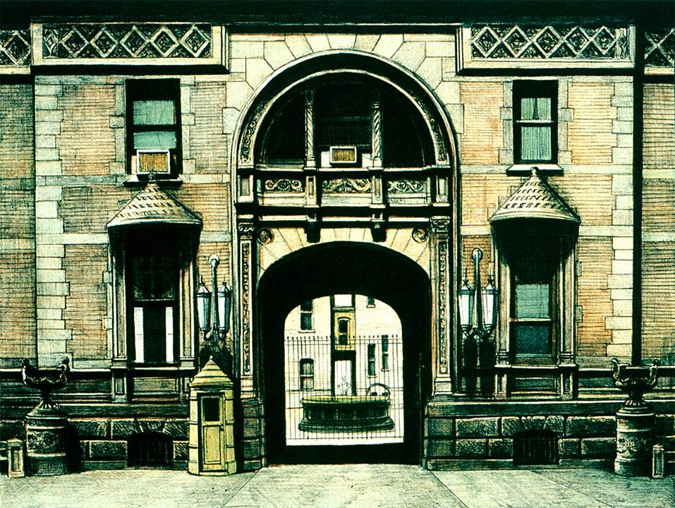 Dakota Entrance (1974)