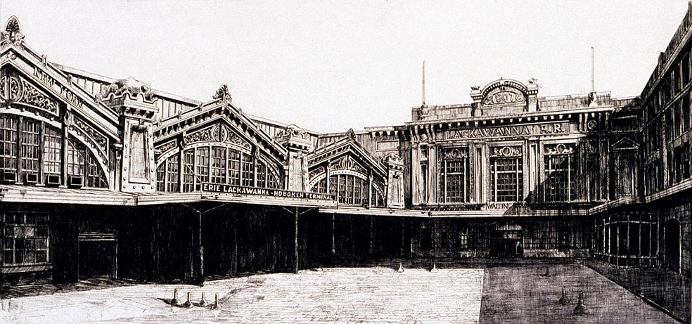 Hoboken Terminal (1973)