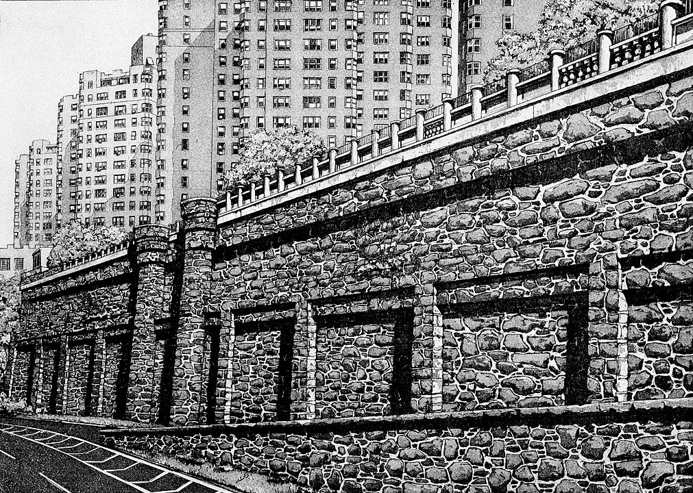 Terrace, Washington Heights (1975)