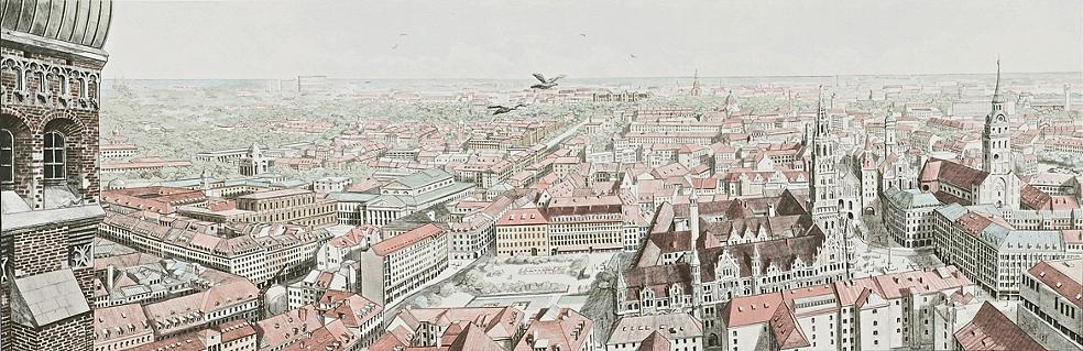 View of Munich (1978)