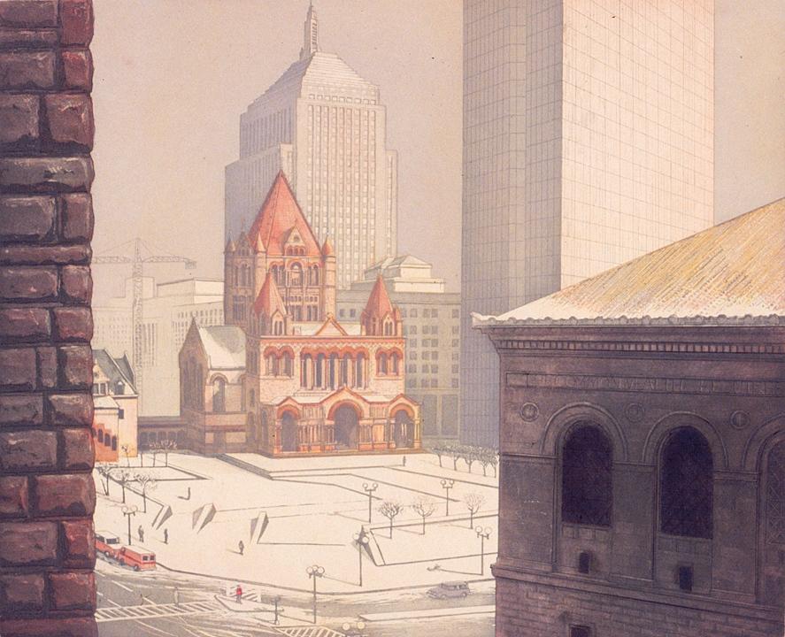 Copley Square, Boston (1993)