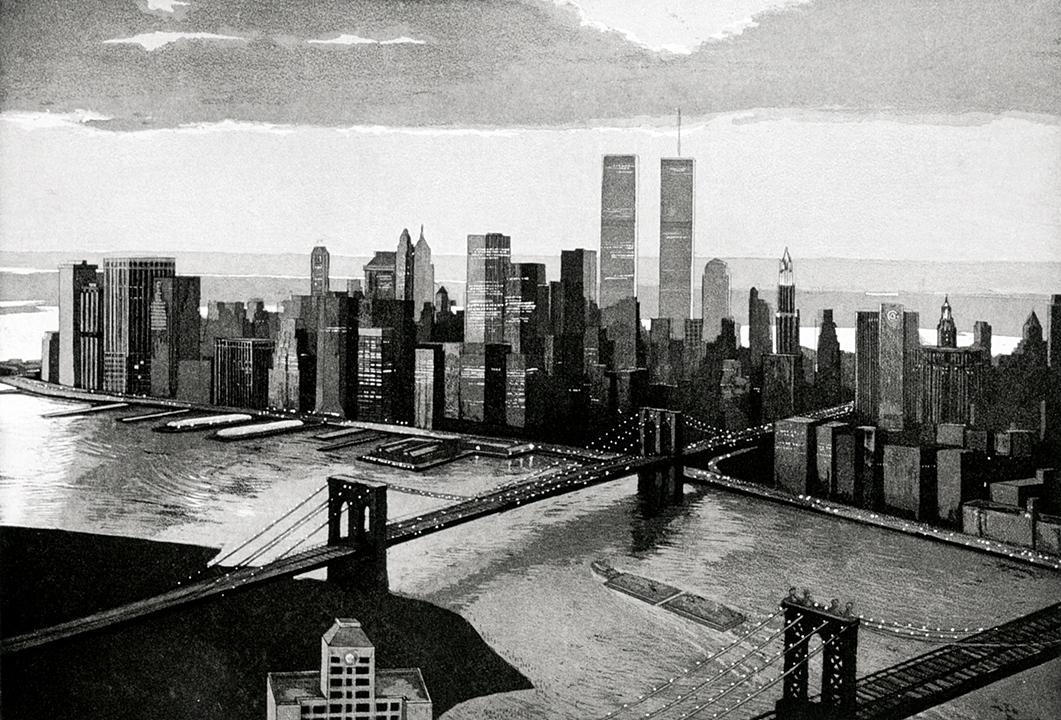 Manhattan View, Twilight (1999)