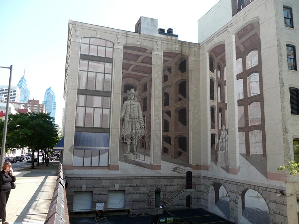2300 Chestnut Street Philadelphia, PA. (1983)
