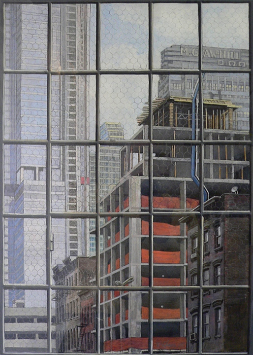 View from the Artist's Studio (2003)