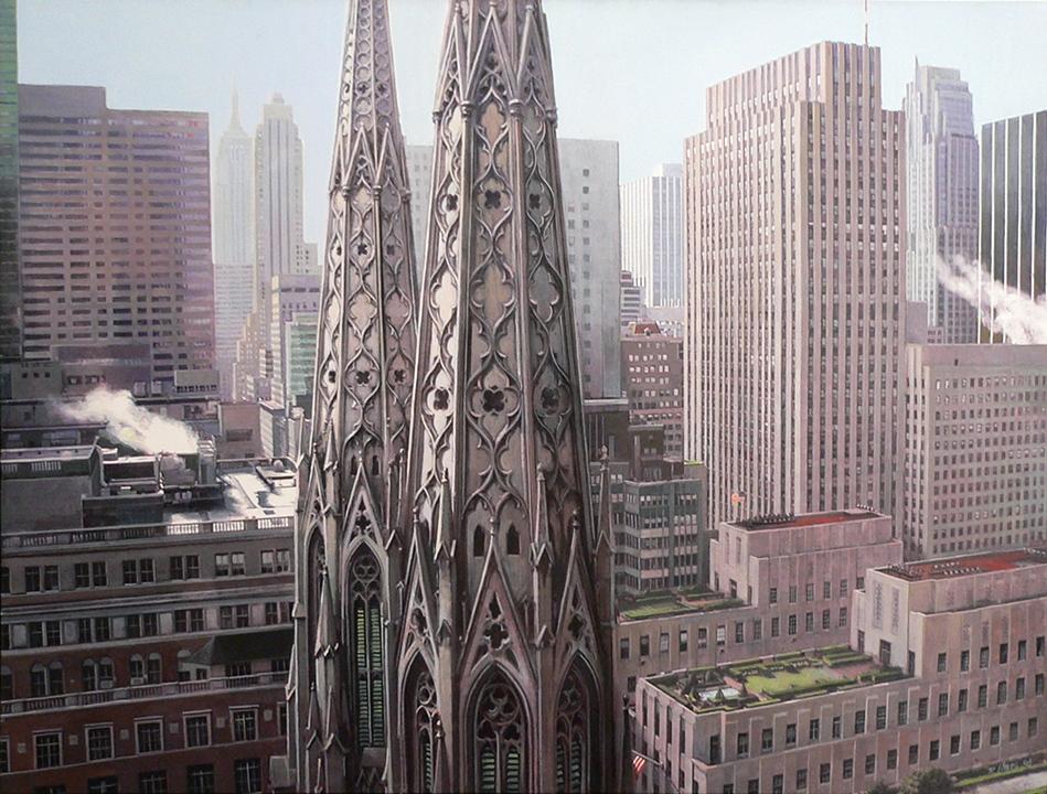 St. Patrick's - Rockefeller Center (2003)