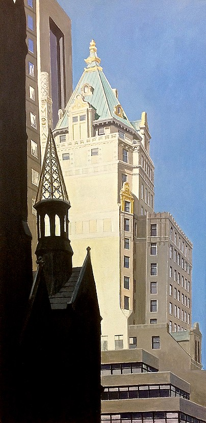 Crown Building, Fifth Avenue (2012)