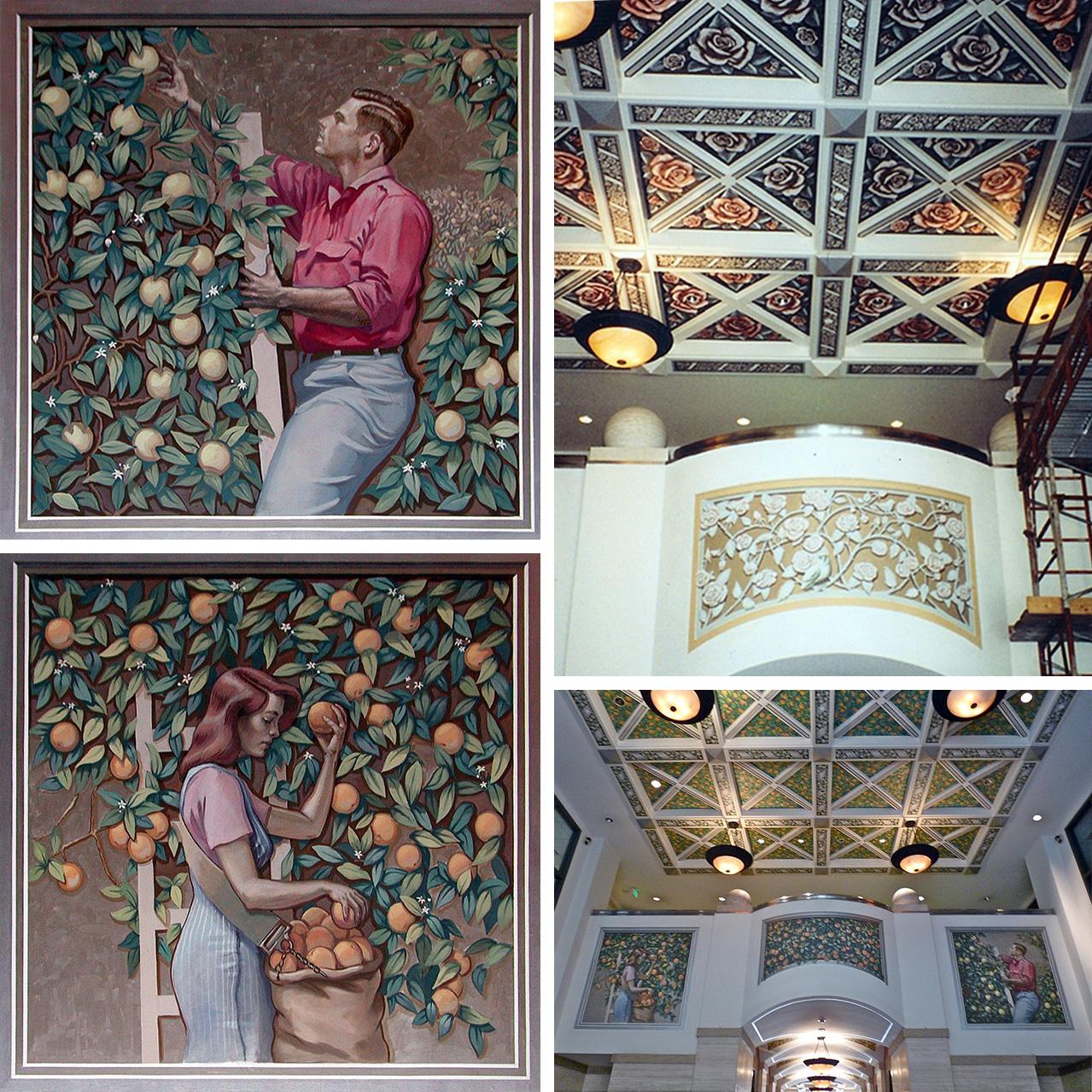 Home Savings Office Towers Pasadena, CA. (1990)