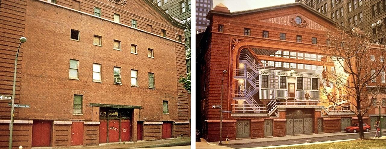 Byham Theatre Pittsburgh, PA. (1993)