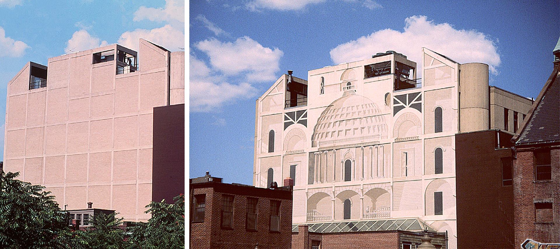 Boston Architectural Center Boston, MA. (1977)