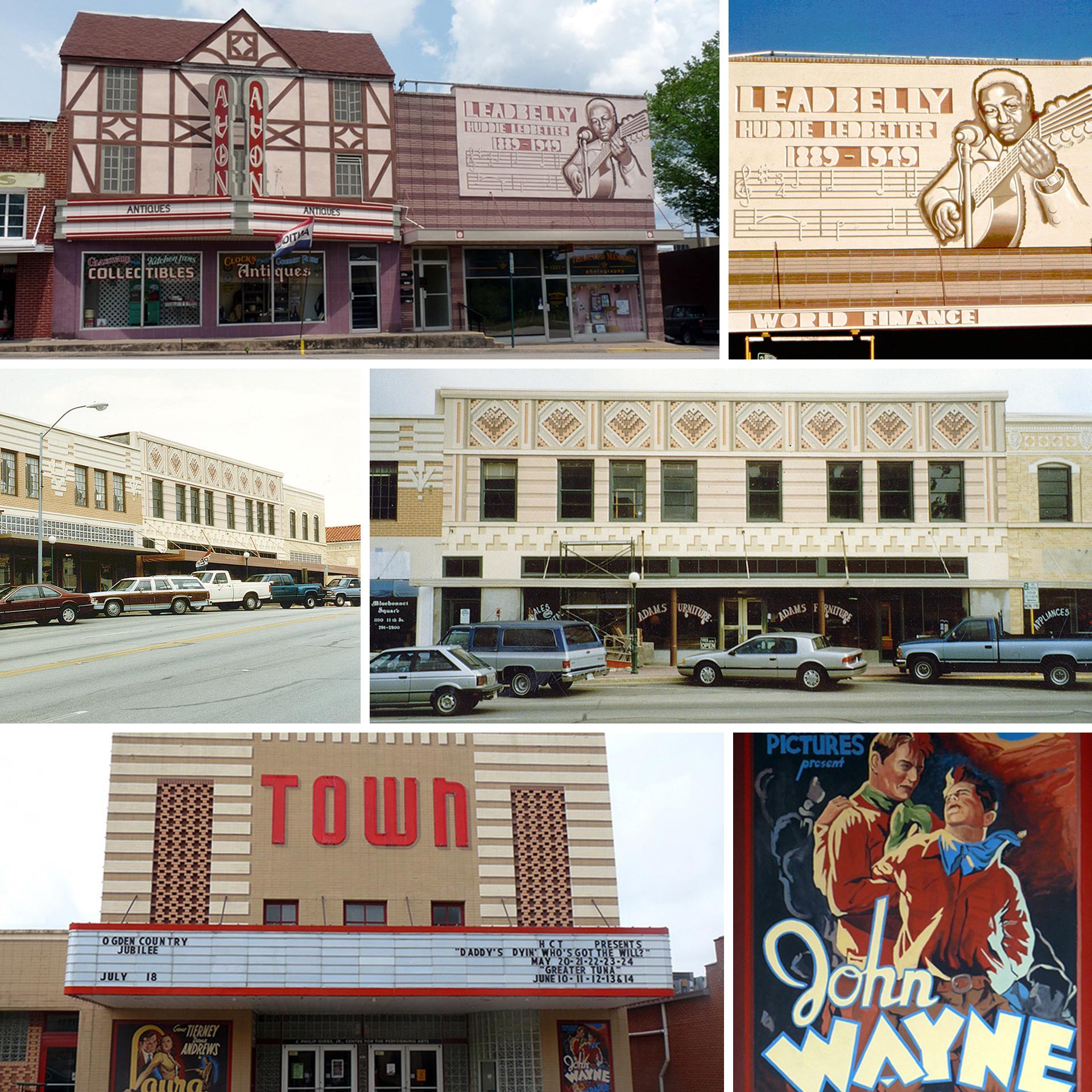 City of Huntsville, TX. (1990-2000)